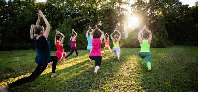 C'est décidé: je me mets au yoga!